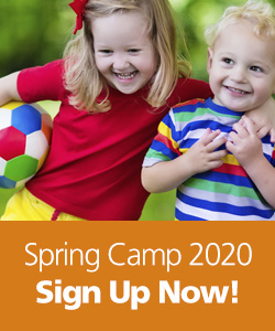 Sign Up for Spring Camp